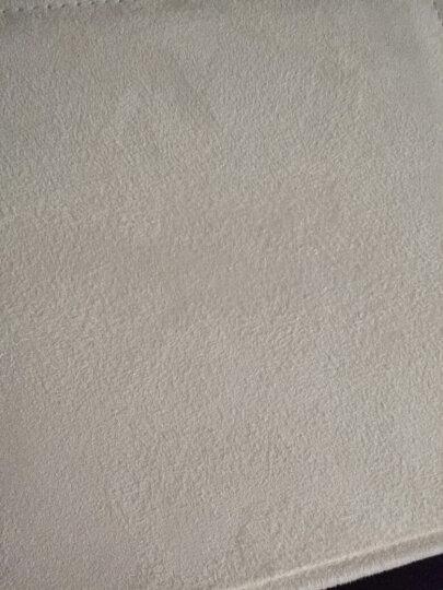 亮丽(SPLENDID)绒面纸芯纯色插页相册宝宝情侣家庭纪念影集相簿 四色可选 白色4R6英寸200张 晒单图