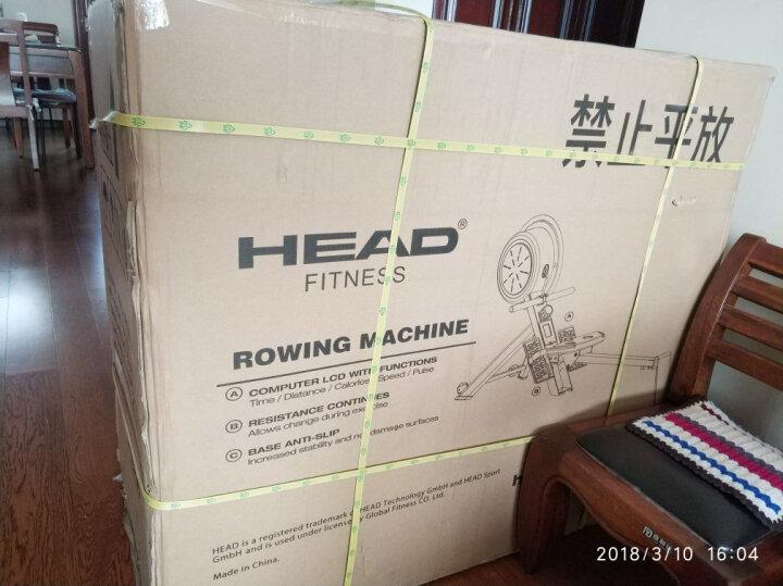 海德(HEAD)划船机 磁控静音可折叠 健身器材 标准版HR520 晒单图