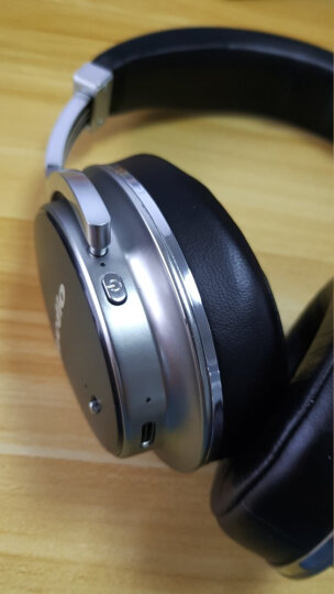 蓝弦(Bluedio) Bluedio/蓝弦 F2代 头戴式蓝牙耳机 主动降噪无线耳麦有源消噪 黑色 晒单图