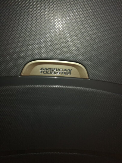 美旅AmericanTourister拉杆箱 休闲时尚男女行李箱超轻贝壳纹万向轮旅行箱 28英寸TSA海关锁I56系列黄色 晒单图