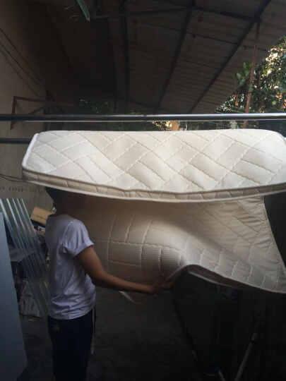 Calo家乐 椰棕床垫 硬3D椰棕棕榈榻榻米 单 双人学生宿舍老人成人 可拆洗 席梦思定制折叠转角 7CM厚(棕芯4CM)可拆洗 定制1*2.0米 晒单图
