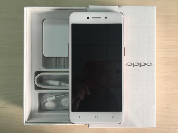 OPPO A37 2GB+16GB内存版 玫瑰金色 全网通4G手机 双卡双待 晒单图