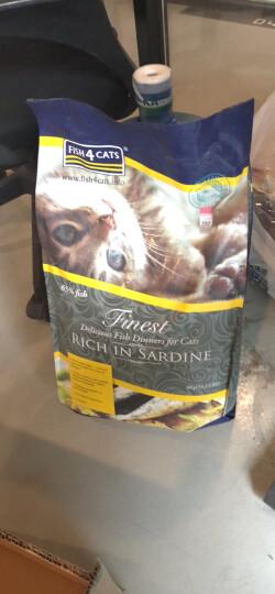 英国海洋之星沙丁鱼猫粮无谷粮成幼猫美毛 6kg 晒单图