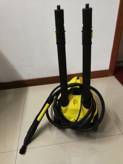 KARCHER卡赫电动拖把 拖地机 吸尘器伴侣 家用洗擦地机地板打蜡清洁机 德国凯驰集团FC5 SC2 晒单图