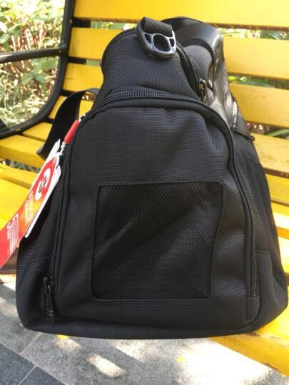 瑞士瑞戈旅行包大容量健身包休闲运动训练包时尚单双肩手提包男女斜挎行李商务出差旅行袋 6412|大号【可双肩可手提】 晒单图