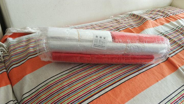 白色透明手提购物塑料袋50个/捆大中小号超市背心饭店打包外卖马甲水果烟酒垃圾袋 白色 宽20CM*长32CM 50个 晒单图