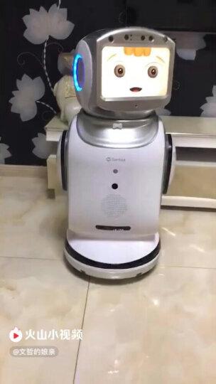 新款升级小宝机器人爱乐优03s智能机器人早教小优机器人儿童玩具早教学习故事机机智能远程监控猪年礼物 小宝机器人专用充电柱 晒单图
