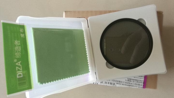 缔造者超薄圆形CPL偏振镜偏光镜滤镜49/52/55/58/67/77mm单反滤镜 82mm 晒单图