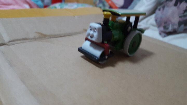 卡通动画片小火车吸铁石玩具D系列磁铁磁性连接火车头车厢男孩女孩玩具 史宾赛车厢 晒单图