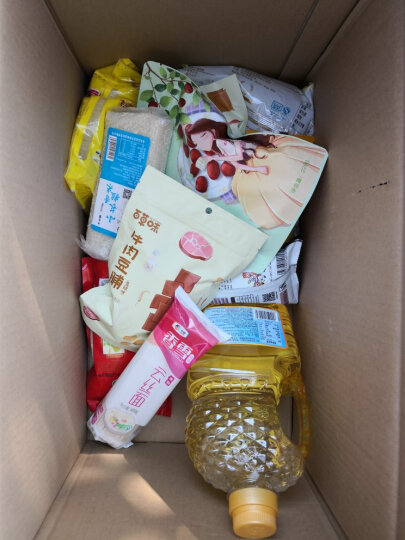 十月稻田 稻花香米 500g(东北大米 当季新米) 晒单图