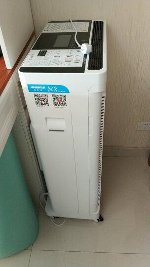 安美瑞 ffu空气净化器家用 新风系统 负离子除雾霾甲醛PM2.5氧吧 除尘 空气净化器 除霾豪华款+除甲醛+负离子+杀菌 晒单图