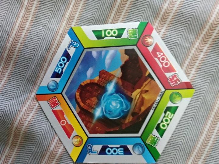 灵动创想(LDCX)爆兽猎人玩具儿童男孩爆丸自动变形蛋对战出阵套装 荼罗毒蝎5406 晒单图