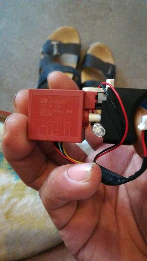 大艺电动扳手充电器电池配件裸机铝头壳机壳输出轴电池外壳控制器开关电机转子转换头 2106无刷开关 晒单图