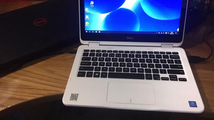 戴尔(DELL) 灵越魔方11MF-4205 11.6英寸四核轻薄触屏二合一平板笔记本电脑 红色R  触控屏 (N3710 8G 480G固态 定制) 晒单图