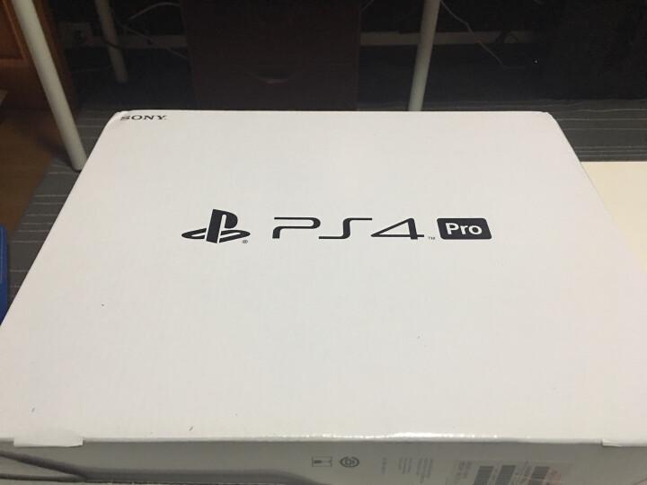 索尼(SONY) PS4 Pro/Slim主机 手柄家用体感游戏机 港版支持VR设备 限时秒杀【港版】slim型500G 黑色 【套餐三】主机+双手柄+双手柄座充+体感摄像头 晒单图