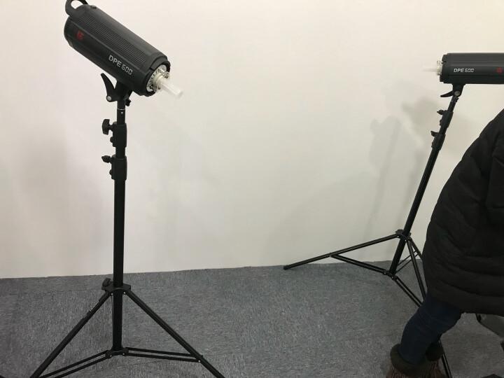 金贝JB-300/M-60*90/M-950配件套装灯架柔光箱缓冲灯架 晒单图