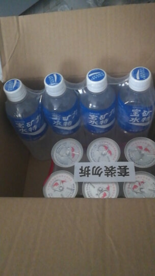 宝矿力水特 POCARI SWEAT 500ml*4瓶 联包 晒单图