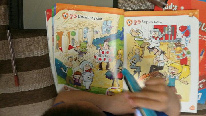 KB剑桥国际少儿英语 学生包1 一级点读版 幼儿园少儿英语培训教材学生用书 少儿英语 晒单图