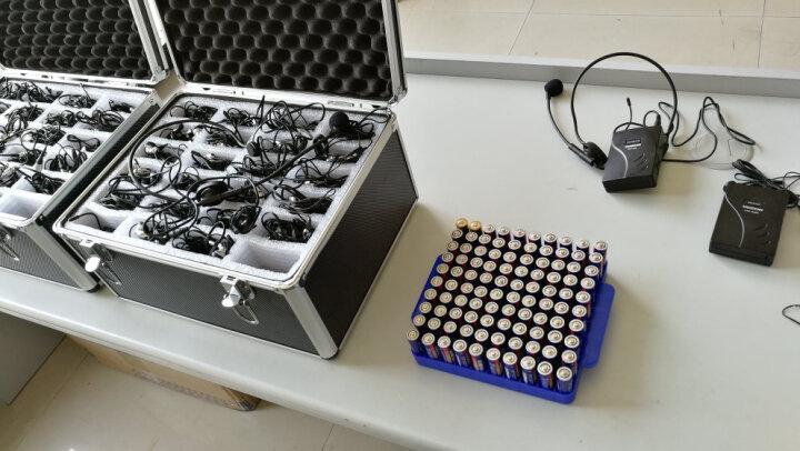 得胜(TAKSTAR) UHF-938无线讲解器一对多导游导览系统同声传译 升级版标配(2个频道) 晒单图