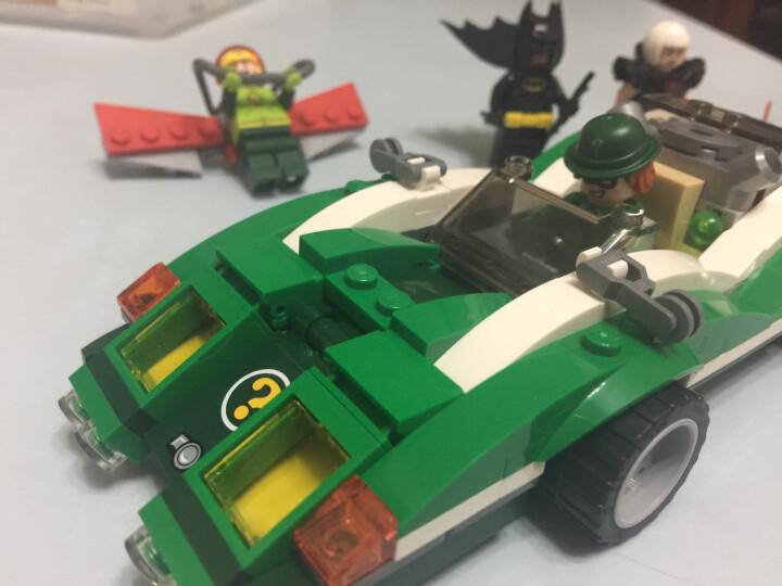 乐高 玩具 蝙蝠侠大电影 Batman Movie 7岁-14岁 谜语客谜语赛车 70903 积木LEGO 晒单图