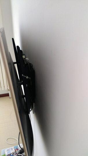 威视朗32-75英寸通用电视挂架可调节15°加厚液晶壁挂架小米4A/4C/4S/4X夏普索尼海信长虹 加厚/ST2中号(40-55寸)孔距40x40cm 晒单图
