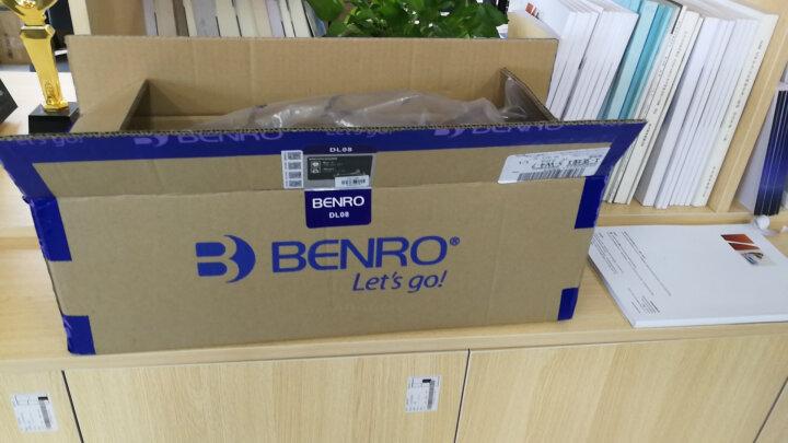 百诺(Benro)DL08 摄像机三脚架底座滑轮滚轮底轮脚轮微电影KH26 BV用 晒单图