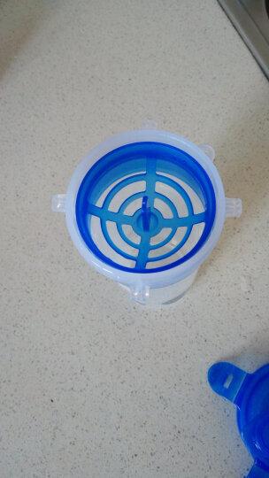 乐扣乐扣水杯HPL938/931H/934N茶杯子过滤茶网塑料水杯 摇摇杯旅游随手水壶 HPL934N(690ML) 晒单图