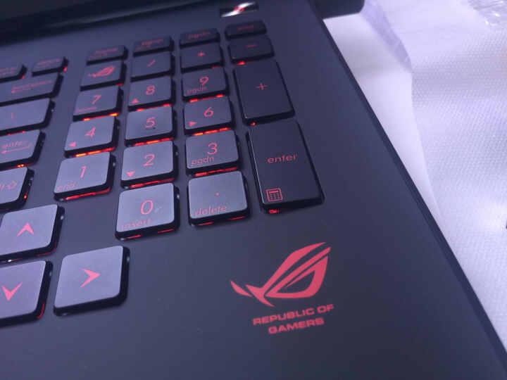 华硕(ASUS) GFX71JY玩家国度ROG游戏笔记本 17.3英寸游戏本(i7 16G 256GSSD+1TB GTX980M 4G独显 FHD全高清) 晒单图