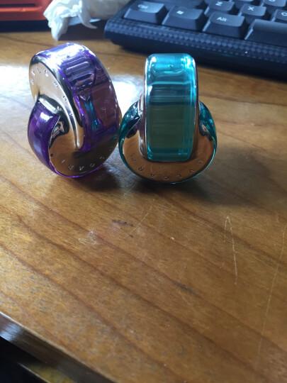 宝格丽(bvlgari)【特价】Bvlgari宝格丽男女士小样香水礼盒 紫水晶绿水晶5ml*2两件组合装 晒单图