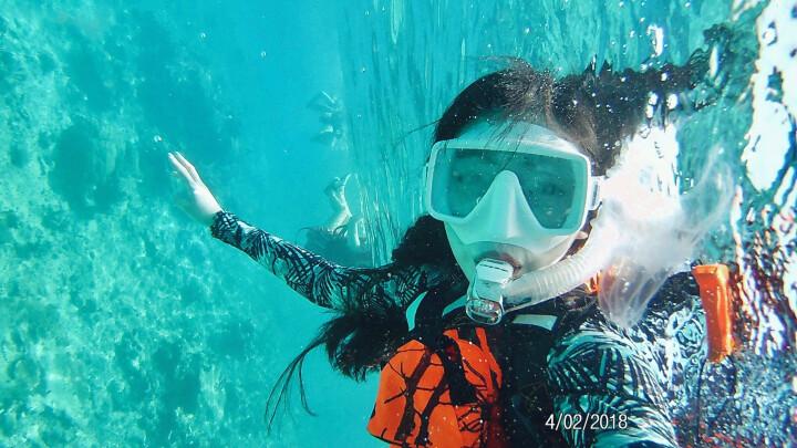 史历克运动相机4K潜水下高清摄像机8G内存版防水30米航拍行车记录仪2英寸大屏 银色+8G高速存储卡 晒单图
