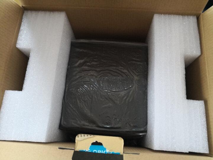 奥睿科(ORICO)NS400RU3 3.5英寸USB3.0磁盘阵列盒 四盘位台式机RAID硬盘柜SATA硬盘盒  支持10TB硬盘 黑色 晒单图