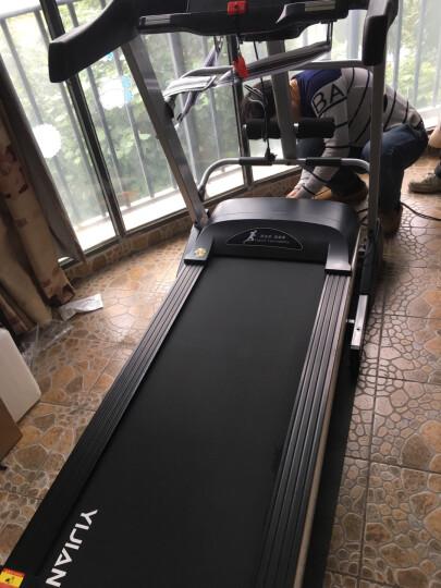 【装配一体】亿健(YIJIAN)跑步机家用静音走步折叠运动健身器材【欧盟认证】20年新款G900 【爆卖款】10.1吋彩屏多功能/电动坡度/按摩机 晒单图