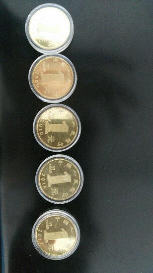 中邮典藏  2003-2014年 十二生肖纪念币大全 流通纪念币 邮币 2014马年纪念币 单枚 晒单图