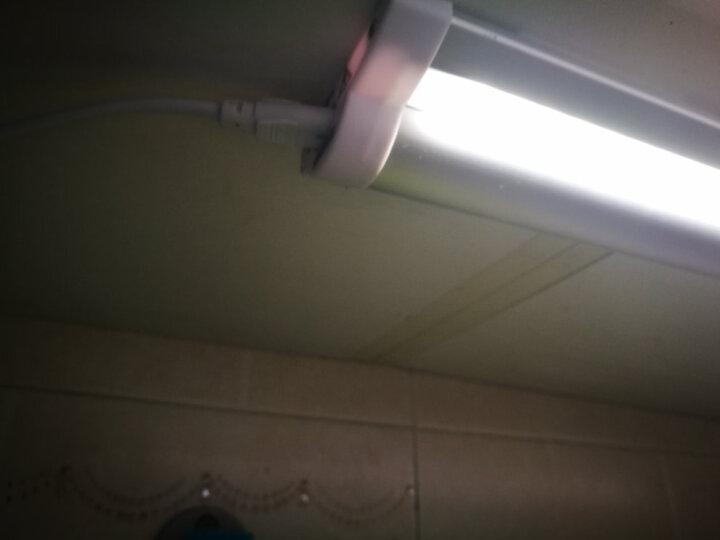 得利来LED橱柜灯厨房吊柜灯手扫触摸感应灯书柜灯酒柜灯220V接电Z4 手扫式自然光 0.52米 晒单图