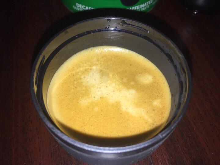 户外装备车载用品迷你手压式便携型粉剂咖啡机 户外便携式咖啡机 晒单图
