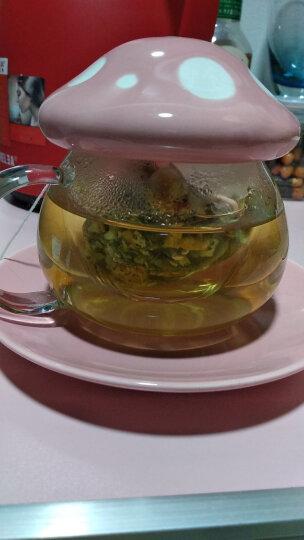 善今玫瑰荷叶茶袋泡茶 冬瓜荷叶茶 组合花茶 善今柳腰女王茶干荷叶大肚子茶花草茶三角包正品15袋 晒单图