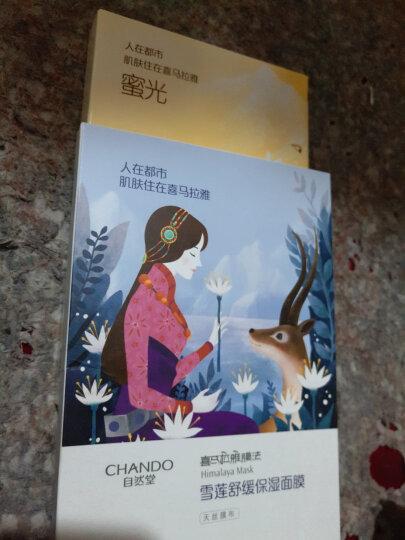 自然堂(CHANDO)凝时鲜颜青春美肌礼盒(水+霜+3件套+粉红5g+水光1g*2+面膜*3)(护肤品套装 新老包装随机) 晒单图
