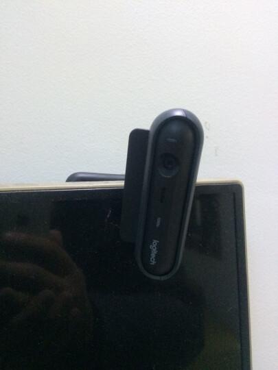 罗技(Logitech) 台式电脑摄像头电视笔记本USB免驱高清网络主播直播视频带麦克风 C670i 1080P高清单向麦克风固定焦距高清版 晒单图