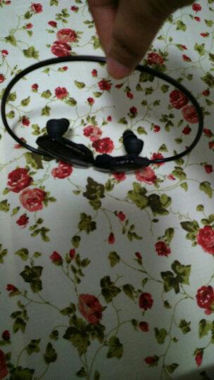 【京东配送】阿奇猫 Q42无线运动跑步蓝牙耳机双耳音乐车载适用苹果oppo华为vivo通用 黑色 晒单图