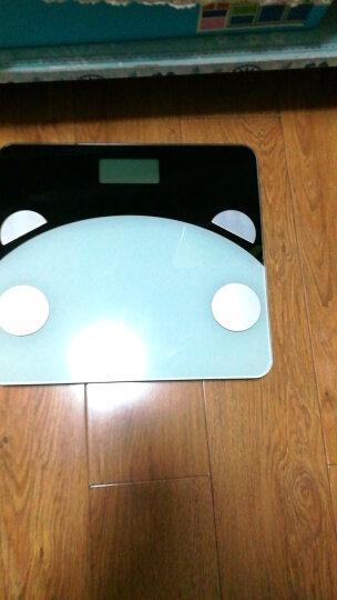 乐心(lifesense) 乐心智能体脂秤  体重秤 健康秤 电子秤 人体秤Q1 18项身体数据 Q1黑色 晒单图