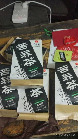艺福堂袋泡茶 大麦茶香 苦荞茶 苦荞麦茶 250g/袋 【支持货到付款】 晒单图
