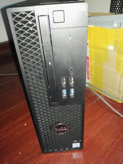 戴尔(DELL) T3420/T3620塔式图形工作站电脑主机 Precision 3420加配128G固态 I5-7500/8G/1T/WX2100-2G显卡 晒单图