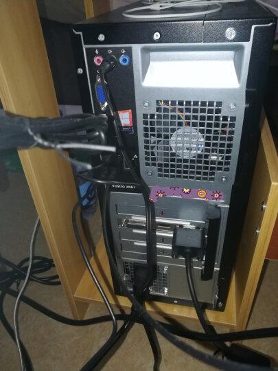 戴尔(DELL)成就3667商用办公台式电脑整机(i3-6100 4G 1T 2G独显 三年上门 硬盘保留 Win10)23.6英寸 晒单图