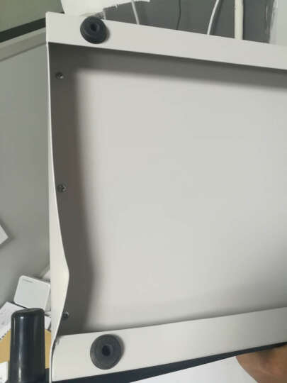 得力(deli)切纸刀手动切纸机大号裁纸刀B3/B4/A3/B5切纸机照片切割机裁纸器相片刀裁剪刀 (可切B5纸)250*250mm 晒单图