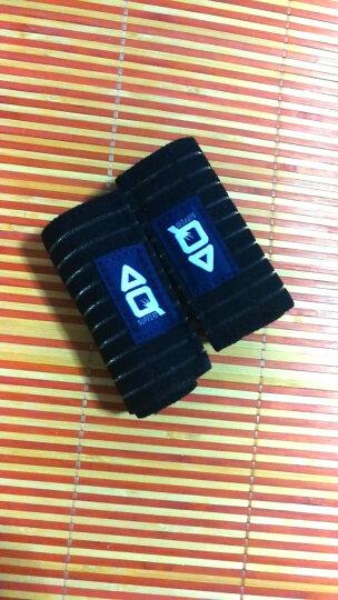 AQ护腕弹性绷带可调节压力男女防护扭伤AQ9191医用 腱鞘炎 黑色2只装 均码 晒单图