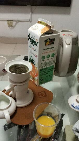 森美(summi)NFC橙汁 100%鲜榨橙汁 多多鲜橙囊胞 零添加 冷鲜冷藏橙 1.75Lx4盒装 晒单图