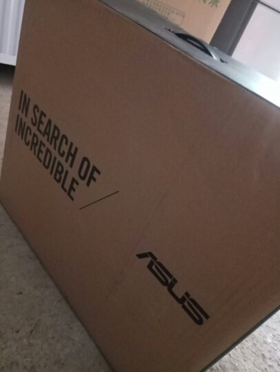 华硕(ASUS)傲世V241IC 23.8英寸一体机电脑(i3-7100U 4G内存 256G固态 2G独显 全高清 爱眼滤蓝光)黑曜金 晒单图