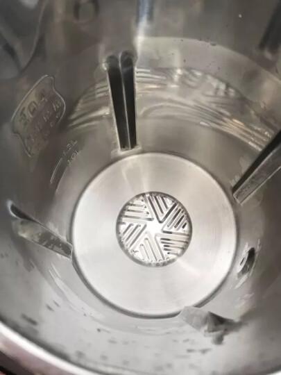 美的(Midea)豆浆机家用破壁豆浆机可做豆花米糊辅食搅拌机WHP13R81(现男友同款) 晒单图