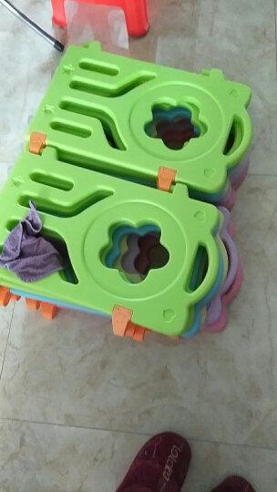 哈皮熊儿童婴儿围栏游戏爬行垫宝宝围栏学步护栏 升级款14+1+1送海洋球100+收纳筐+爬爬垫 晒单图