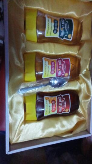 端木赐 蜂蜜 洋槐蜂蜜/枣花蜂蜜/枸杞蜂蜜  蜂蜜礼盒装组合500g*3  农家自产天然蜂蜜 晒单图